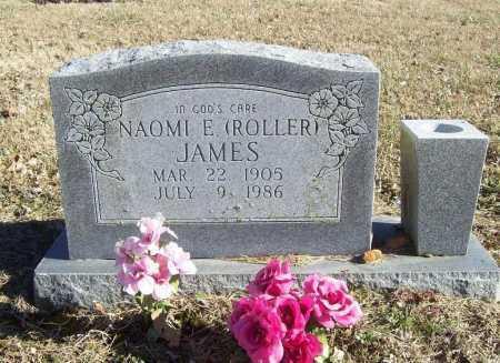 JAMES, NAOMI E. - Benton County, Arkansas | NAOMI E. JAMES - Arkansas Gravestone Photos