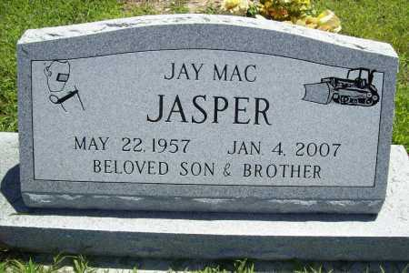 JASPER, JAY MAC - Benton County, Arkansas | JAY MAC JASPER - Arkansas Gravestone Photos
