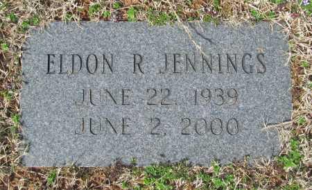 JENNINGS, ELDON RONALD (ORIGINAL) - Benton County, Arkansas | ELDON RONALD (ORIGINAL) JENNINGS - Arkansas Gravestone Photos
