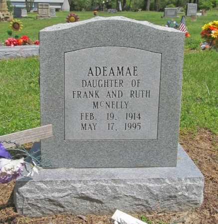 MCNELLY JESTER, ADEAMAE - Benton County, Arkansas | ADEAMAE MCNELLY JESTER - Arkansas Gravestone Photos