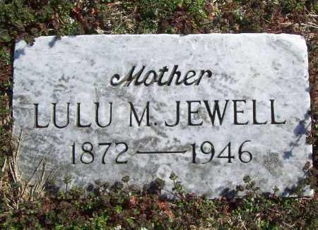 JEWELL, LULU M. - Benton County, Arkansas   LULU M. JEWELL - Arkansas Gravestone Photos