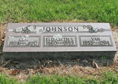 JOHNSON, BEN - Benton County, Arkansas | BEN JOHNSON - Arkansas Gravestone Photos