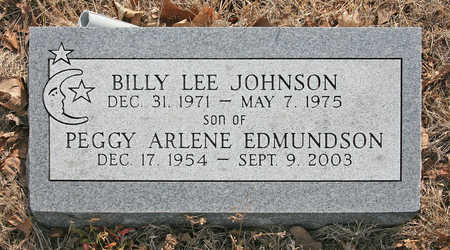 JOHNSON, PEGGY ARLENE - Benton County, Arkansas | PEGGY ARLENE JOHNSON - Arkansas Gravestone Photos