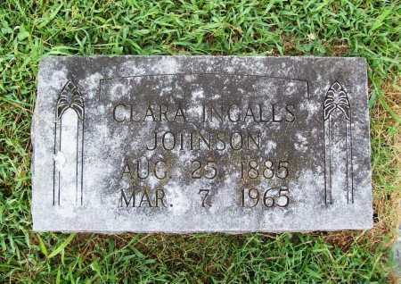 JOHNSON, CLARA ELLEN (ORIGINAL) - Benton County, Arkansas   CLARA ELLEN (ORIGINAL) JOHNSON - Arkansas Gravestone Photos