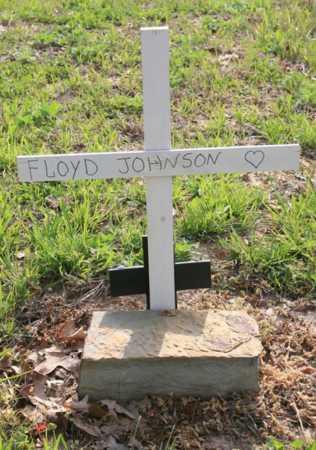 JOHNSON, FLOYD EUGENE - Benton County, Arkansas | FLOYD EUGENE JOHNSON - Arkansas Gravestone Photos