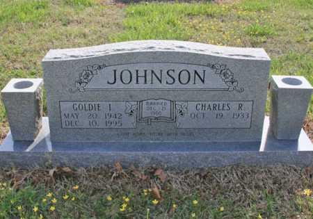 JOHNSON, GOLDIE I. - Benton County, Arkansas   GOLDIE I. JOHNSON - Arkansas Gravestone Photos