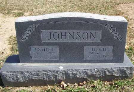 JOHNSON, ESTHER BLANCHE - Benton County, Arkansas | ESTHER BLANCHE JOHNSON - Arkansas Gravestone Photos