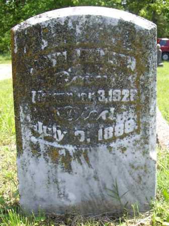 JOHNSON, JOHN - Benton County, Arkansas   JOHN JOHNSON - Arkansas Gravestone Photos