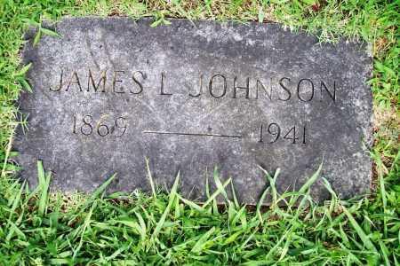 JOHNSON, JAMES L. - Benton County, Arkansas | JAMES L. JOHNSON - Arkansas Gravestone Photos