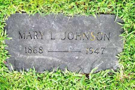 JOHNSON, MARY L. - Benton County, Arkansas | MARY L. JOHNSON - Arkansas Gravestone Photos