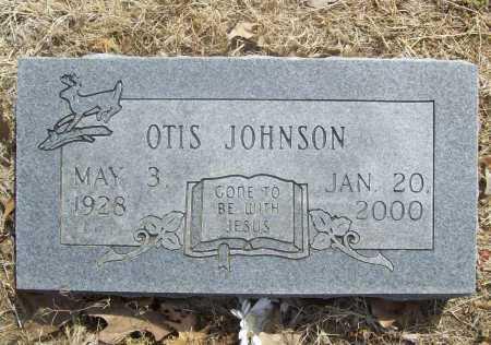 JOHNSON, OTIS - Benton County, Arkansas | OTIS JOHNSON - Arkansas Gravestone Photos