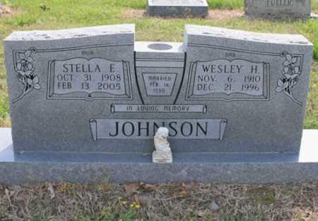 GUYLL JOHNSON, STELLA E. - Benton County, Arkansas | STELLA E. GUYLL JOHNSON - Arkansas Gravestone Photos