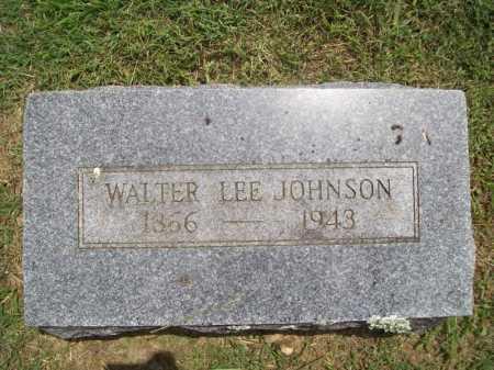 JOHNSON, WALTER LEE - Benton County, Arkansas   WALTER LEE JOHNSON - Arkansas Gravestone Photos