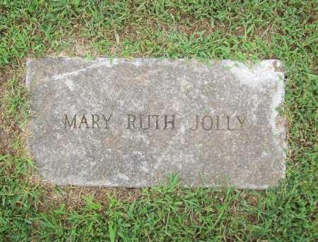 JOLLY, MARY RUTH - Benton County, Arkansas | MARY RUTH JOLLY - Arkansas Gravestone Photos