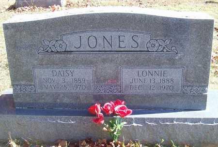 "JONES, ALONZO ""LONNIE"" - Benton County, Arkansas   ALONZO ""LONNIE"" JONES - Arkansas Gravestone Photos"