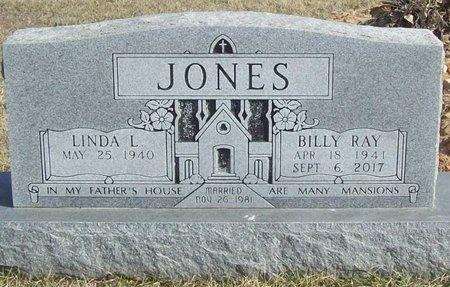 JONES, BILLY RAY - Benton County, Arkansas | BILLY RAY JONES - Arkansas Gravestone Photos