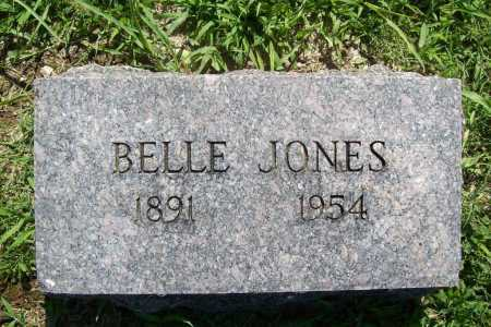 JONES, BELLE - Benton County, Arkansas | BELLE JONES - Arkansas Gravestone Photos