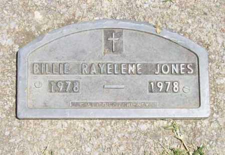 JONES, BILLIE RAYLENE - Benton County, Arkansas   BILLIE RAYLENE JONES - Arkansas Gravestone Photos