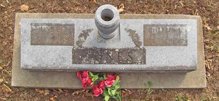 JONES, CHARLES L - Benton County, Arkansas | CHARLES L JONES - Arkansas Gravestone Photos