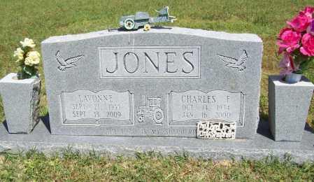 JONES, LAVONNE - Benton County, Arkansas | LAVONNE JONES - Arkansas Gravestone Photos