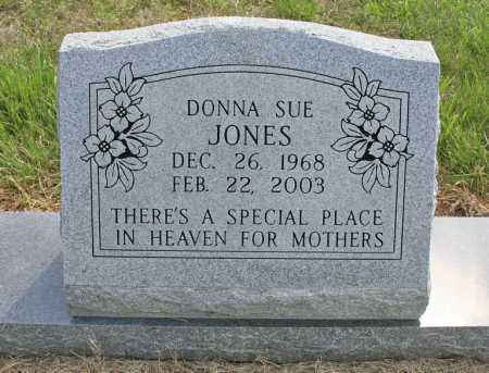 JONES, DONNA SUE - Benton County, Arkansas   DONNA SUE JONES - Arkansas Gravestone Photos