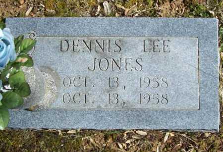 JONES, DENNIS LEE - Benton County, Arkansas | DENNIS LEE JONES - Arkansas Gravestone Photos