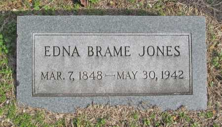 JONES, EDNA - Benton County, Arkansas | EDNA JONES - Arkansas Gravestone Photos
