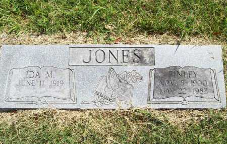 JONES, FINLEY - Benton County, Arkansas | FINLEY JONES - Arkansas Gravestone Photos