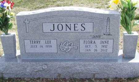 "JONES, FLORA JANE ""JANIE"" - Benton County, Arkansas | FLORA JANE ""JANIE"" JONES - Arkansas Gravestone Photos"