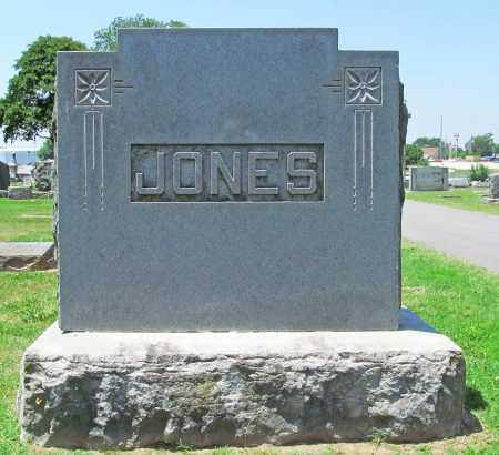 JONES, FAMILY STONE - Benton County, Arkansas | FAMILY STONE JONES - Arkansas Gravestone Photos