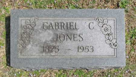 JONES, GABRIEL C - Benton County, Arkansas | GABRIEL C JONES - Arkansas Gravestone Photos