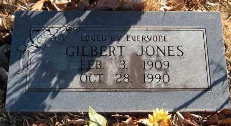 JONES, GILBERT - Benton County, Arkansas | GILBERT JONES - Arkansas Gravestone Photos