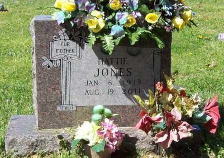 JONES, HATTIE - Benton County, Arkansas | HATTIE JONES - Arkansas Gravestone Photos