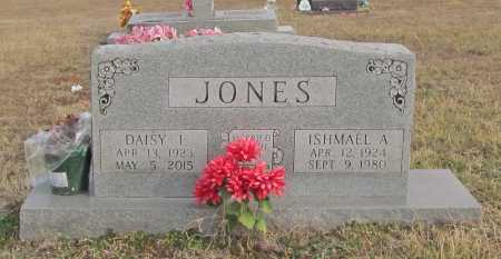 JONES, DAISY I - Benton County, Arkansas | DAISY I JONES - Arkansas Gravestone Photos