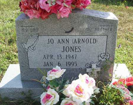 JONES, JO ANN - Benton County, Arkansas | JO ANN JONES - Arkansas Gravestone Photos
