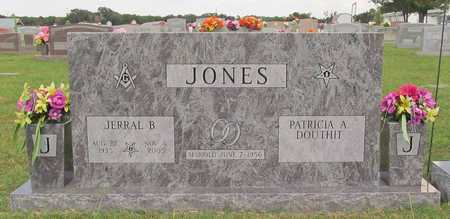 JONES, JERRAL BEN - Benton County, Arkansas | JERRAL BEN JONES - Arkansas Gravestone Photos
