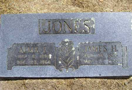 JONES, ALMA E. - Benton County, Arkansas | ALMA E. JONES - Arkansas Gravestone Photos