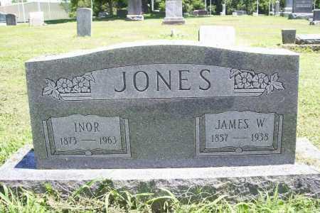 JONES, INOR - Benton County, Arkansas | INOR JONES - Arkansas Gravestone Photos