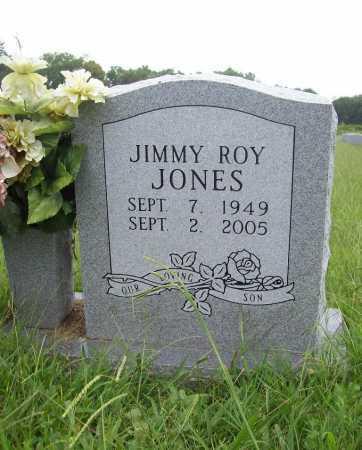 JONES, JIMMY ROY - Benton County, Arkansas | JIMMY ROY JONES - Arkansas Gravestone Photos