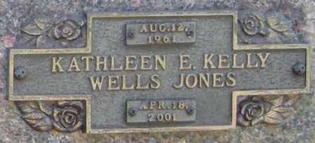 JONES, KATHLEEN E. - Benton County, Arkansas   KATHLEEN E. JONES - Arkansas Gravestone Photos