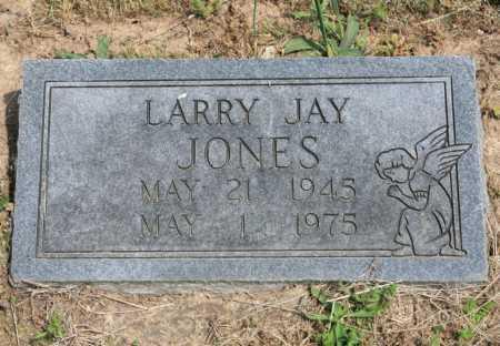 JONES, LARRY JAY - Benton County, Arkansas | LARRY JAY JONES - Arkansas Gravestone Photos