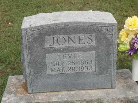 JONES, LEVI E. - Benton County, Arkansas | LEVI E. JONES - Arkansas Gravestone Photos