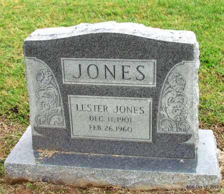 JONES, LESTER - Benton County, Arkansas   LESTER JONES - Arkansas Gravestone Photos