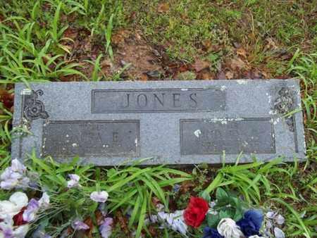 JONES, DUDLEY B - Benton County, Arkansas   DUDLEY B JONES - Arkansas Gravestone Photos