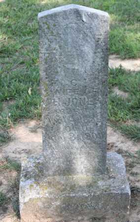 JONES, M. C. - Benton County, Arkansas | M. C. JONES - Arkansas Gravestone Photos