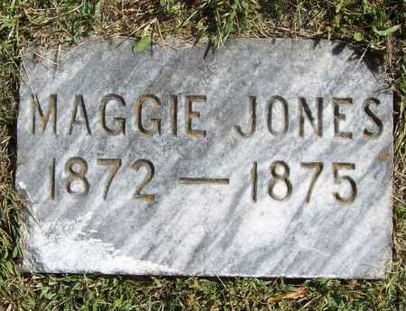 JONES, MAGGIE - Benton County, Arkansas | MAGGIE JONES - Arkansas Gravestone Photos