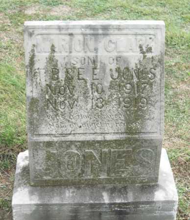 JONES, MARION CLARK - Benton County, Arkansas | MARION CLARK JONES - Arkansas Gravestone Photos