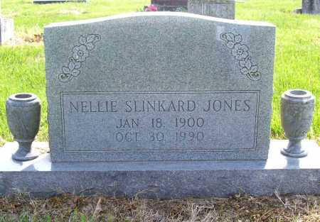 JONES, NELLIE - Benton County, Arkansas | NELLIE JONES - Arkansas Gravestone Photos