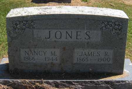 JONES, NANCY M - Benton County, Arkansas   NANCY M JONES - Arkansas Gravestone Photos