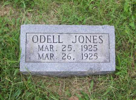 JONES, ODELL - Benton County, Arkansas | ODELL JONES - Arkansas Gravestone Photos